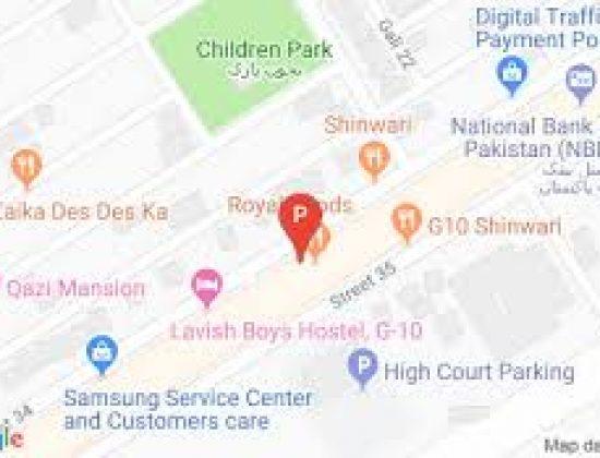 Ayan Gold Gym islamabad