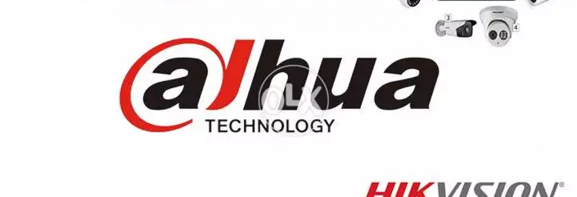 Hikvision, Dahua & CP Plus at Click Network Bahawalpur