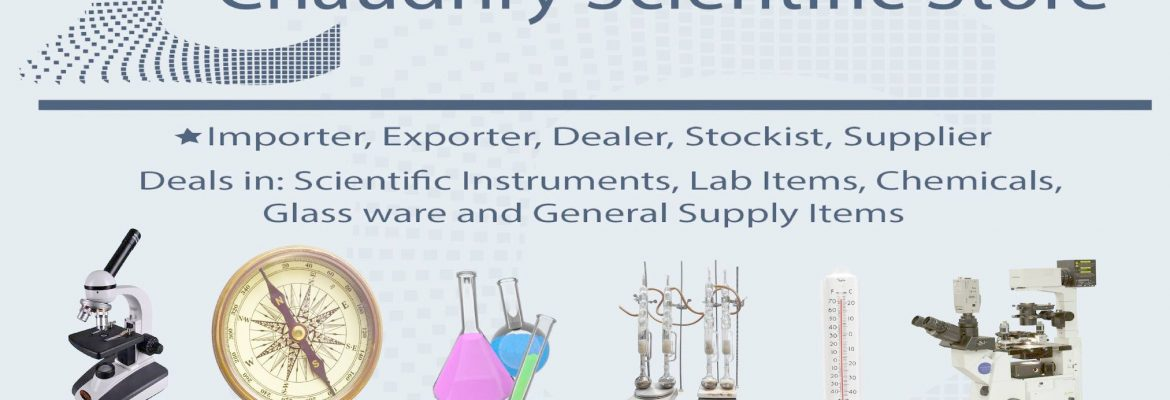 Chaudhry Scientific Store