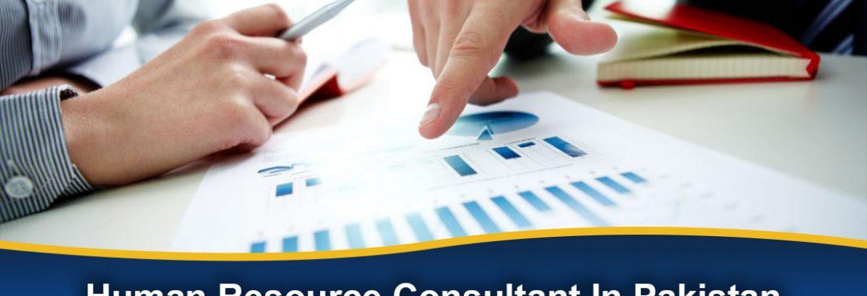 Human Resource Consultant In Pakistan
