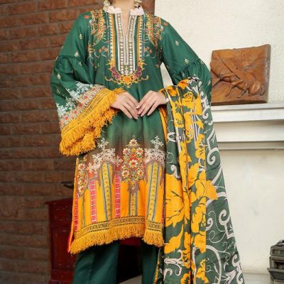 Embroidered Chiffon Collection