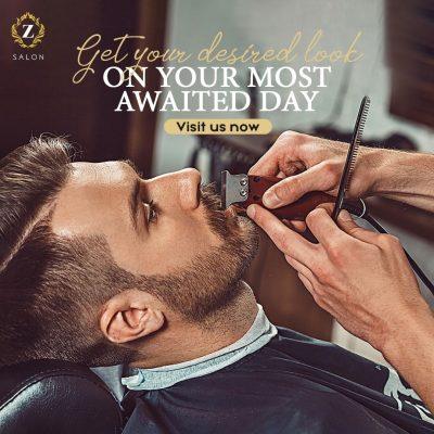 Z Salon – Men's Salon Karachi